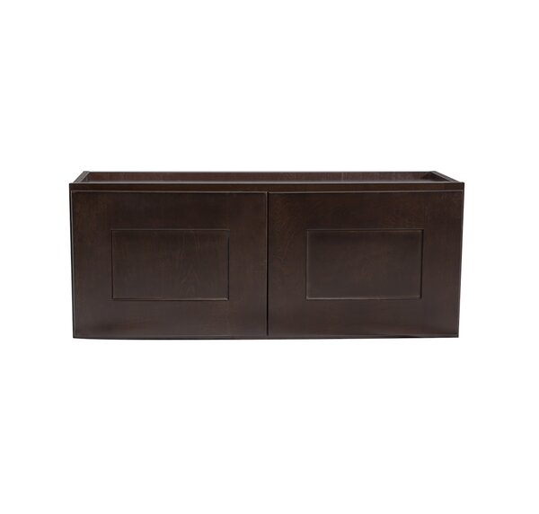 Brookings 12 x 30 Kitchen Wall Cabinet by Design House