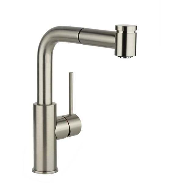 Harmony Single Hole Pull Out Bar Faucet by Elkay