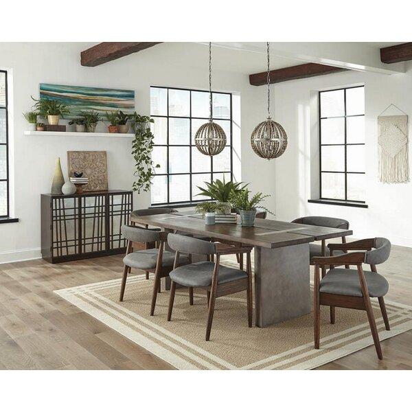 Barbra 7 Piece Dining Set by Corrigan Studio