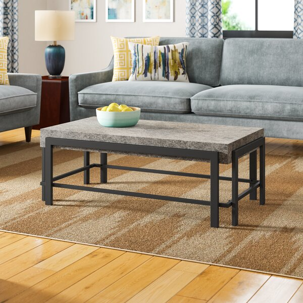 Damm Coffee Table by Modern Rustic Interiors