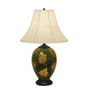 Affordable Autumn 27 Table Lamp By JB Hirsch Home Decor