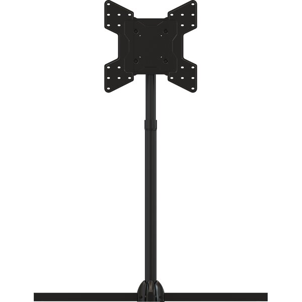 Portable Fixed Universal Floor Stand Mount for 32 - 55 Plasma/LED/LCD by Crimson AV