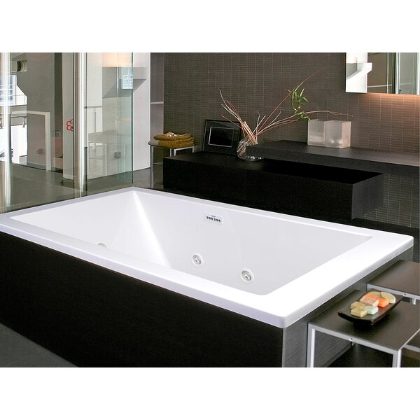 Sparta 60 x 32 Whirlpool by Clarke Products