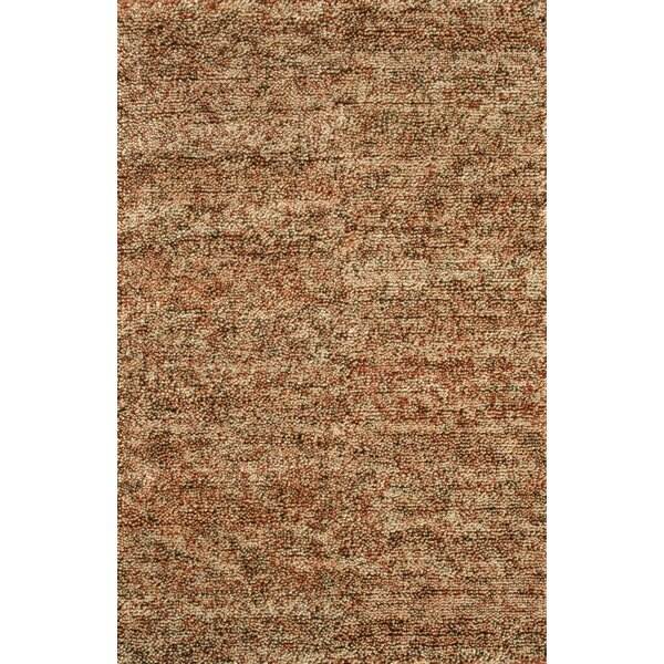 Eyeball Brown Area Rug by Noble House