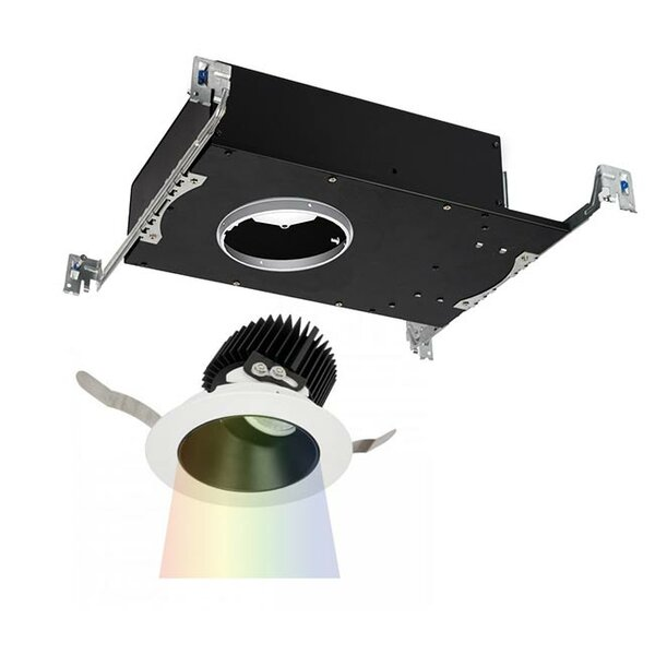 Aether Color Changing LED Adjustable 3.5 Reflector Recessed Trim by WAC Lighting