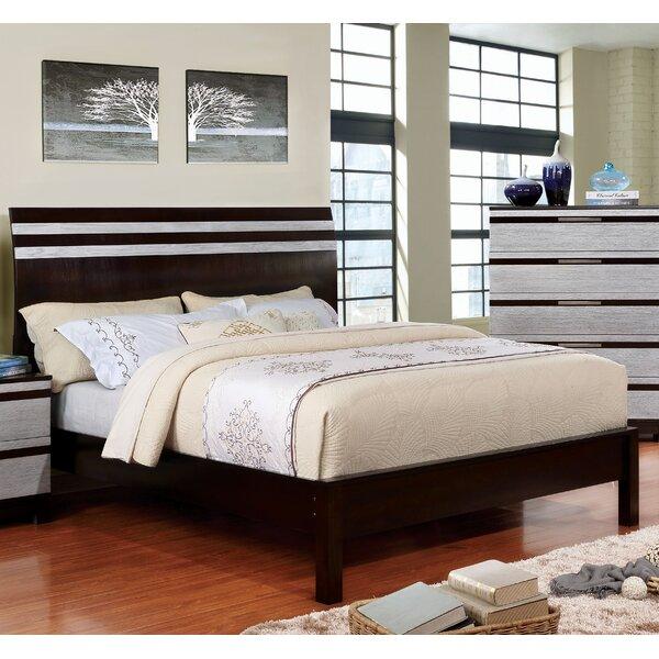 Caywood Sleigh Bed by Brayden Studio