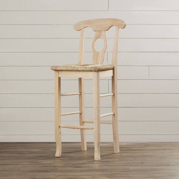 Imogene 30 Bar Stool by August Grove