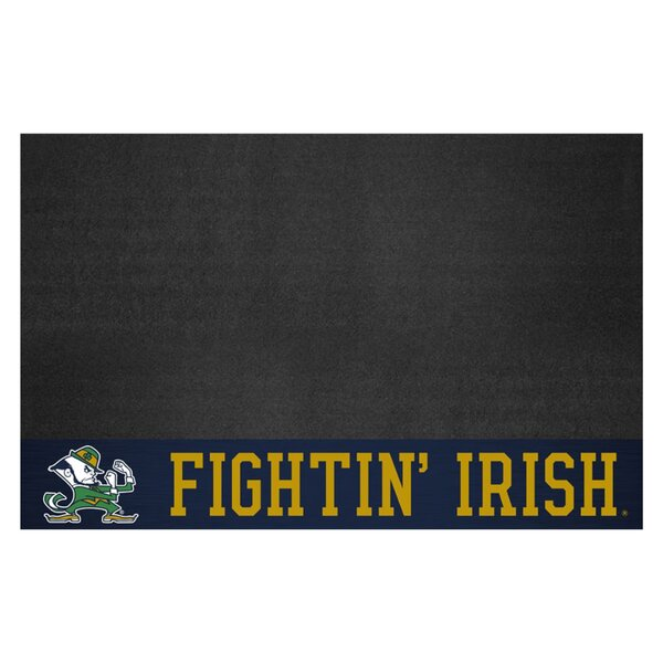 Notre Dame Grill Mat by FANMATS