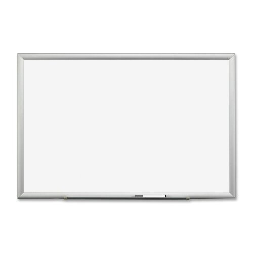 Porcelain Marker Steel Backed Aluminum Wall Mounted Whiteboard by 3M