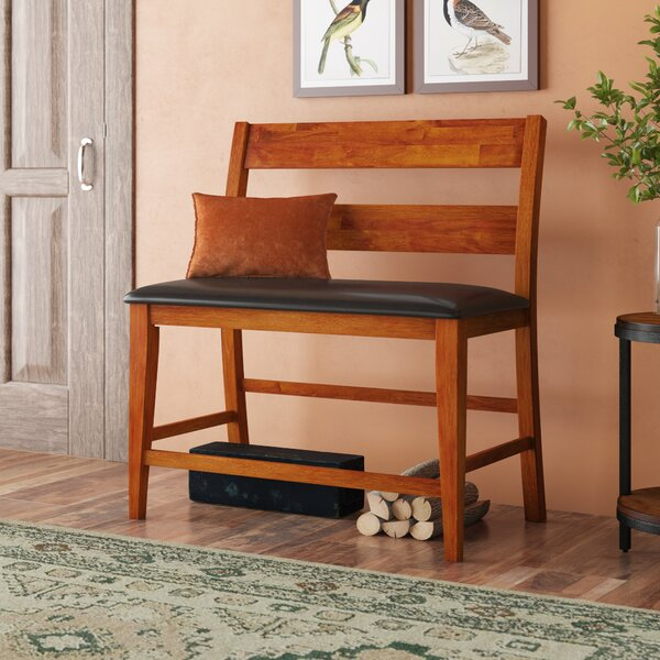 Chiricahua Wood Bench by Loon Peak