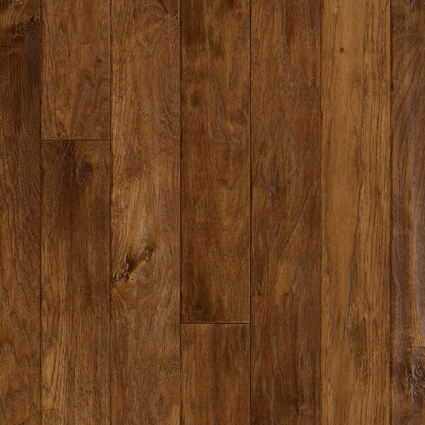 American 3-1/4 Solid Hickory Hardwood Flooring in Candy Apple by Armstrong Flooring