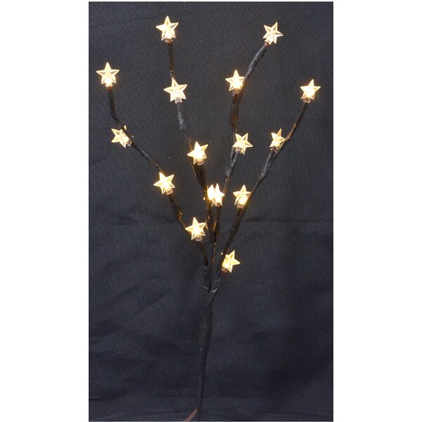 Star Branch (Set of 2) by The Holiday Aisle
