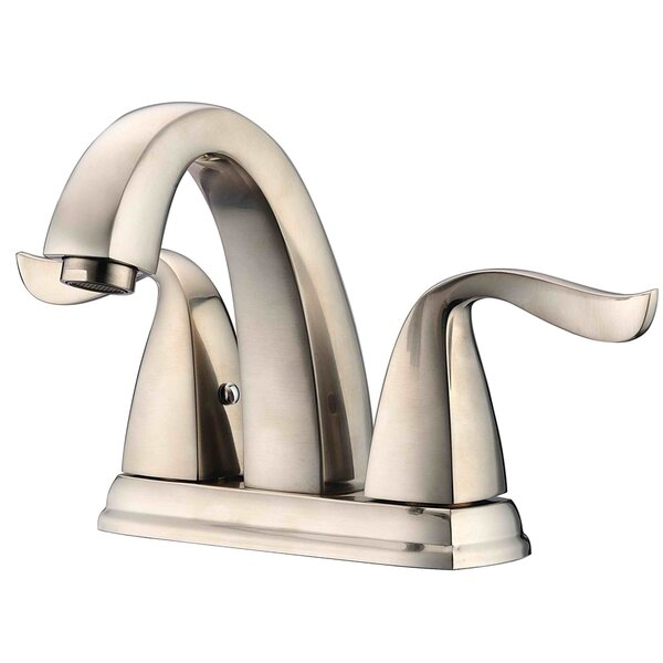 Deck Mounted Centerset Faucet by Dawn USA