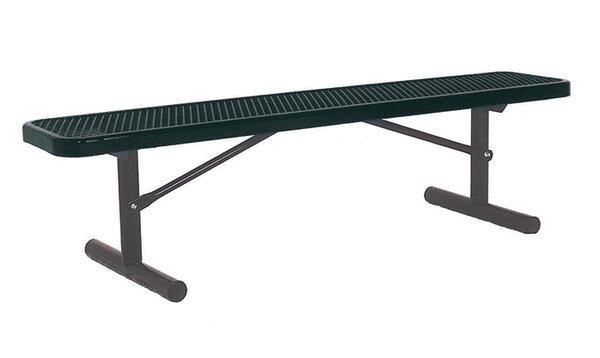 Metal and Plastic Picnic Bench by Ultra Play