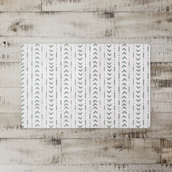 Steubenville Tribal Kitchen Mat