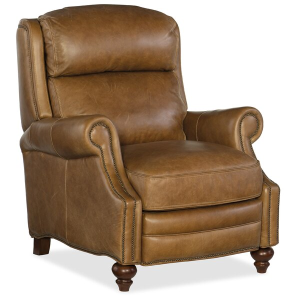 Ashton Manual Recliner by Hooker Furniture