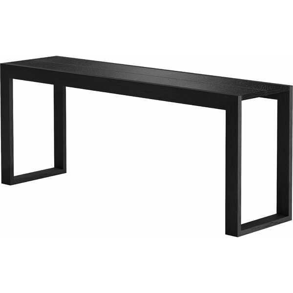 Grassingt Solid Wood Console Table By Orren Ellis
