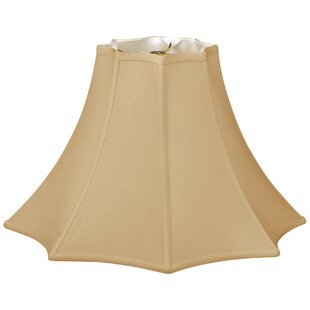 Budget 16 Silk Bell Lamp Shade By Alcott Hill