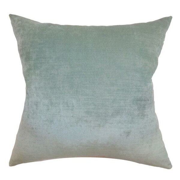 Ella Velvet Pillow by The Pillow Collection