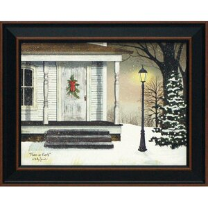Peace on Earth by Jacobs, Billy Framed Painting Print by Artistic Reflections