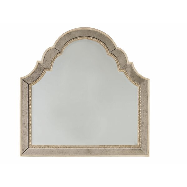 Sanctuary Arched Mirror by Hooker Furniture