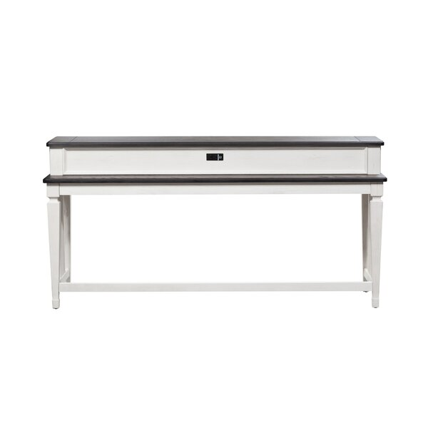 Charland Console Table by Rosalind Wheeler Rosalind Wheeler