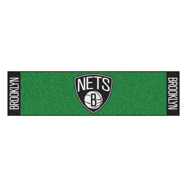 NBA - Brooklyn Nets Putting Green Doormat by FANMATS