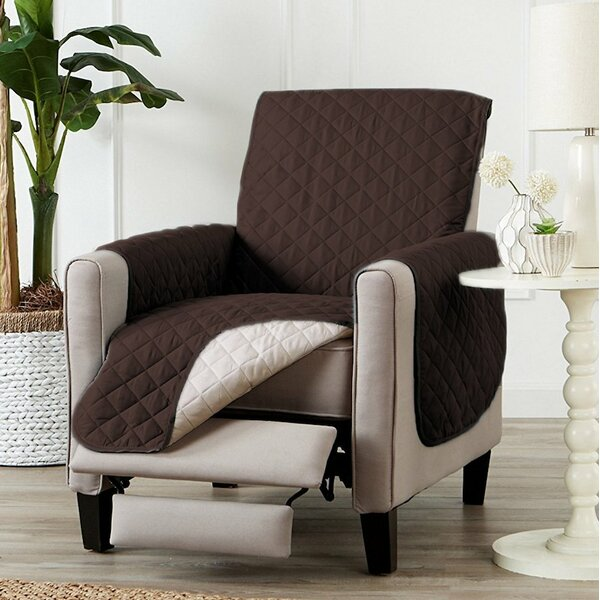 T-Cushion Recliner Slipcover By Winston Porter Amazing
