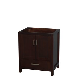 Inexpensive Sheffield 30 Single Bathroom Vanity Base Only ByWyndham Collection