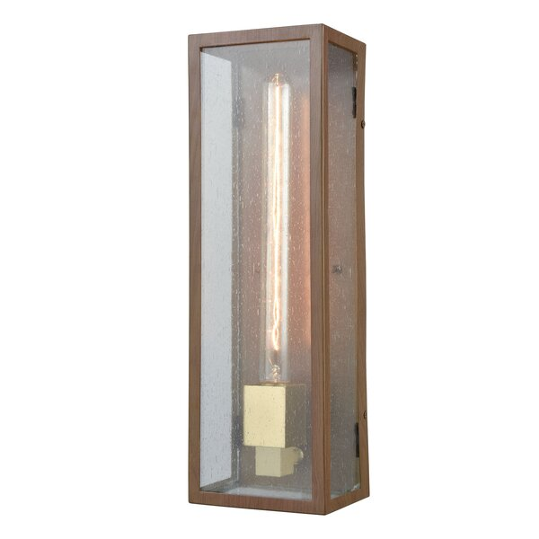 Bui Outdoor Sconce by Williston Forge