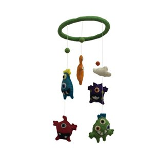 Savings Chevalier Felt Monster Mobile ByZoomie Kids