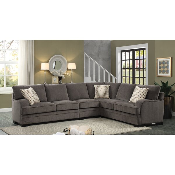 Alamosa Reversible Sectional by Homelegance
