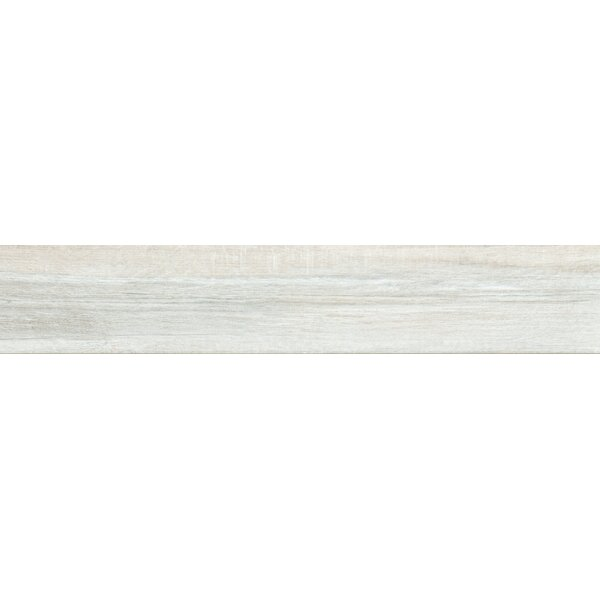 Pocono 6 x 36 Porcelain Wood Look/Field Tile in Smoke by Emser Tile