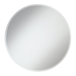36 inch round mirror gold josephine accent wall mirror modern contemporary round rope allmodern
