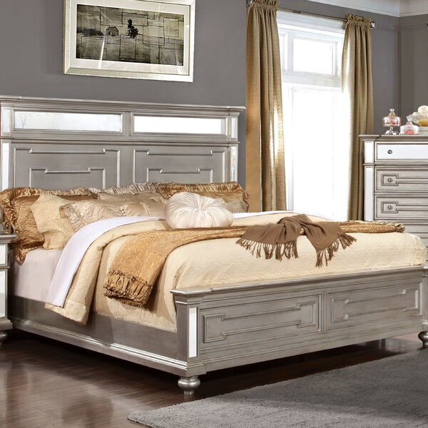 Ronna Standard Bed by Willa Arlo Interiors