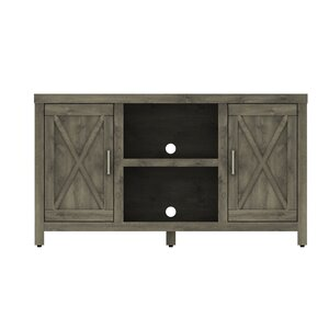 Dodson 53 TV Stand with Optional Fireplace