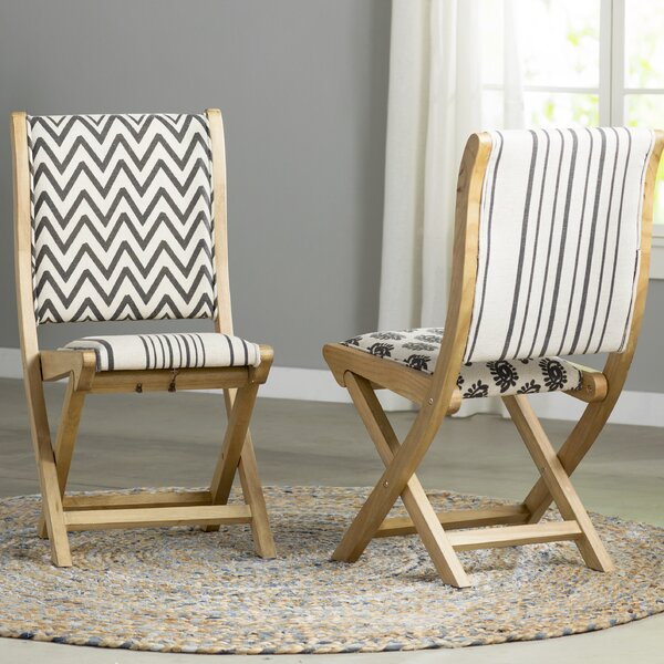 Durango Upholstered Dining Chair (Set of 2) by Mistana Mistana
