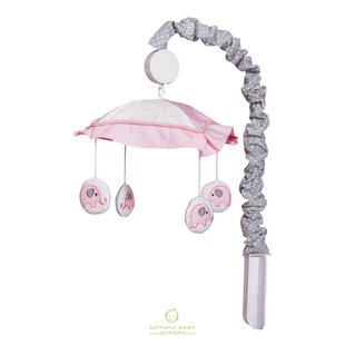Compare Clemence Elephant Musical Mobile By Harriet Bee