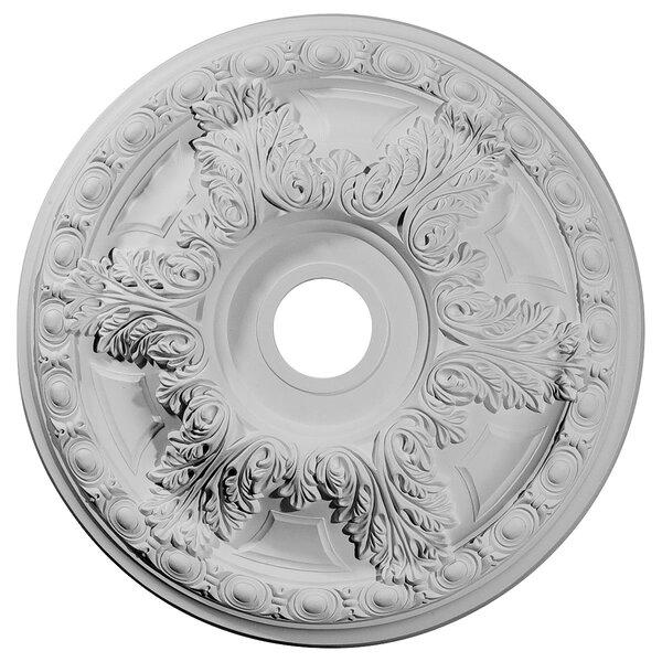 Granada 2 1/2H x 23 3/8 W x 2 1/2D Ceiling Medallion by Ekena Millwork