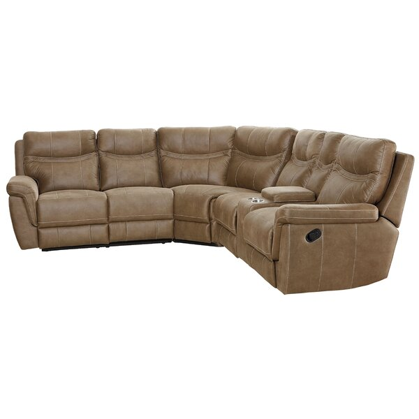 Orlando Reclining Sectional by Latitude Run