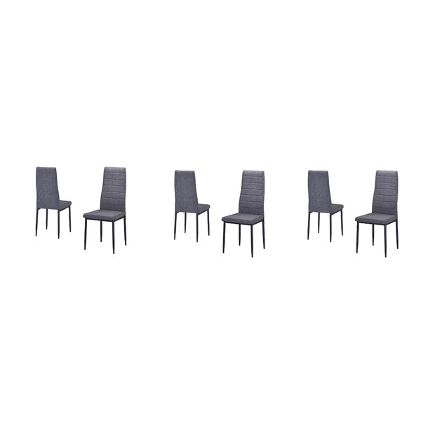 Nutting Upholstered Dining Chair (Set of 6) by Ebern Designs