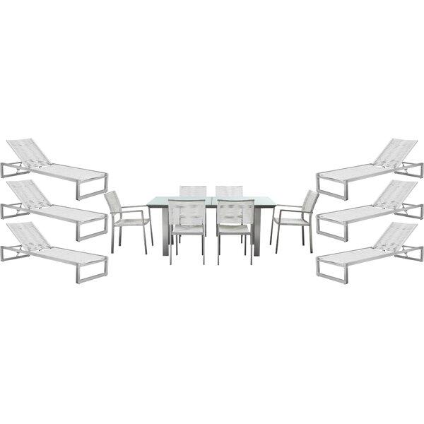 Bella 6 Piece Complete Patio Set