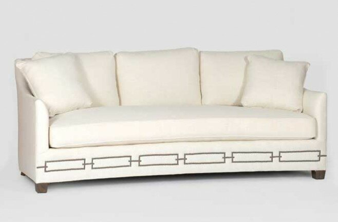 Baldwin Curved Back Sofa