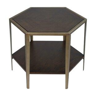 Best Briggs Geometric End Table ByBrayden Studio