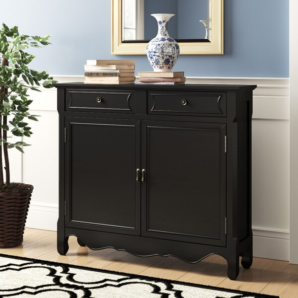 Wilken 2 Door Accent Cabinet by Darby Home Co Darby Home Co