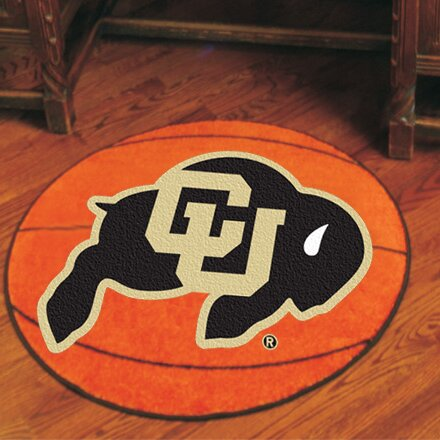NCAA University of NCAAorado Basketball Mat by FANMATS