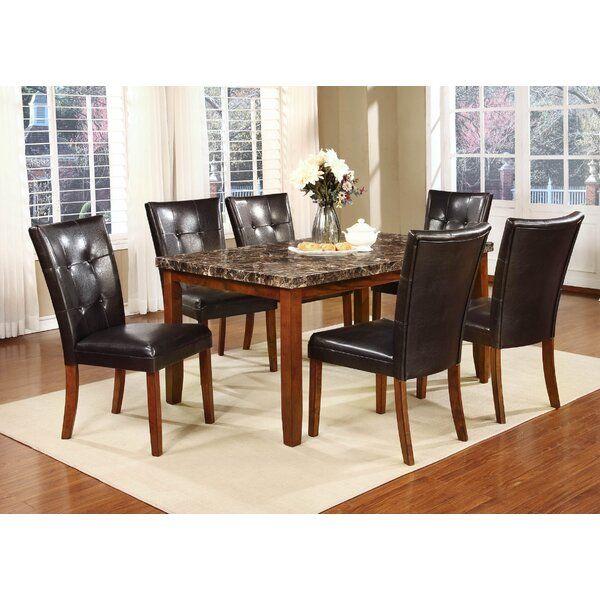 Shirly 7 Piece Dining Set by Red Barrel Studio