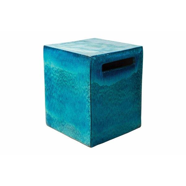 Davenport Ceramic Side Table by Seasonal Living