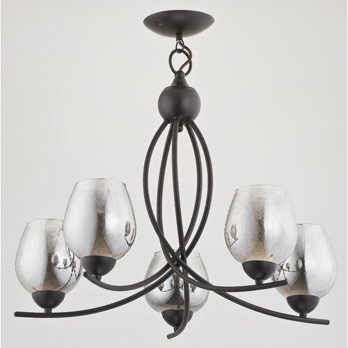 Kronleuchter 5-flammig Teona ModernMoments | Lampen > Deckenleuchten > Kronleuchter | ModernMoments
