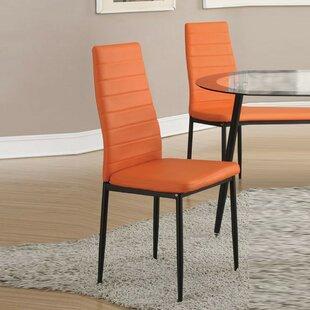 Conteh Metal Side Chair (Set of 4) by Orren Ellis